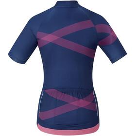 Shimano Team Jersey Women Navy/Pink